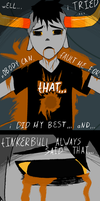 Tavros's death by KaliumTeal-GLB