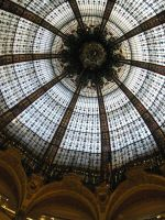 Dome of the Galeries Lafayette by RaspberryHunter