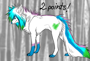 Adopt 2 points CLOSED by Pixel-Candy