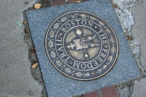 Freedom Trail 2 by Hjoranna