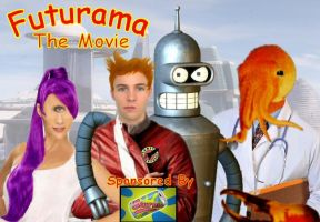 Futurama: The Movie by Drhio