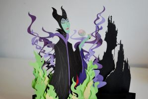 Maleficent by cameronpluswhitney