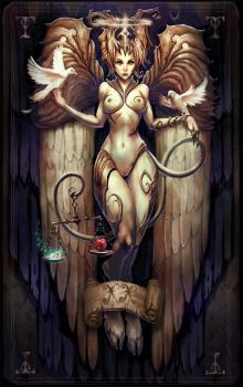 Major Arcana XX by ArtofTy