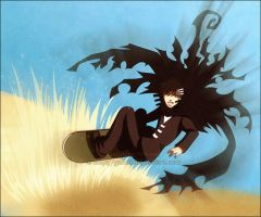 Soul Eater - Death the Kid by Gabbi