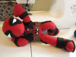 Deadpool Plush by samanthawagner