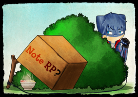 PKMC - Note RPs? by Lazy-a-Ile