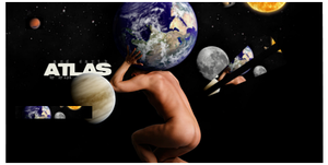 Atlas and earth - Signature