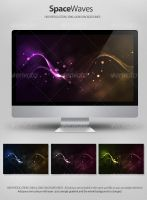 Space Waves Backgrounds by ibRC