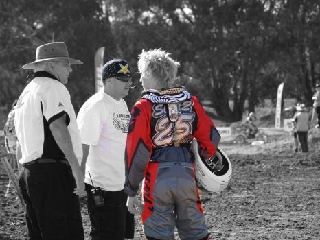 MX Nationals Officals by dottiPhotography