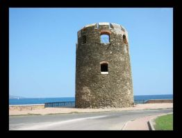 Sardegna 2004 - Another Castle by Aless1984