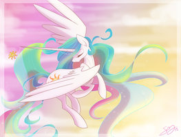 Celestia by Famosity