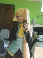 Vocaloid: Neru Preview by AlmightySpoon