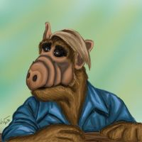 ALF by Le-Tom