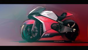 BikeSketch1 by Vincent-Montreuil