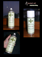 First Aid Spray RE4 by RedDevil00