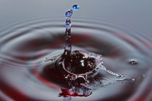 Water droplet 2 by 30-AMP