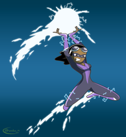 Charged Up by gamepal