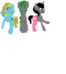 The Crew! by ChatterboxThePony