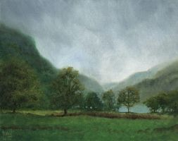 Glendalough by RalphHorsley