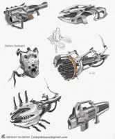 Weapons 09 by NikYeliseyev