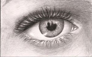 Eye Study 3 by electric-turquoise07