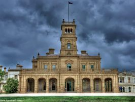 Werribee Mansion by djzontheball