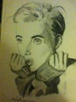 Edie Sedgwick by ianhislopschin