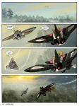Page 45 - Afterlife - Suzumega Medabot 2 by AltairSky
