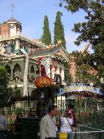 Haunted Mansion Holiday by disneyland-stock