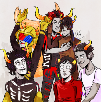 the boys by miraliese