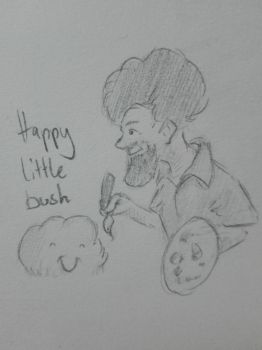 Happy little bush by Smokorys