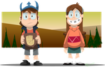 Gravity Falls: My Way by EpicGuitar