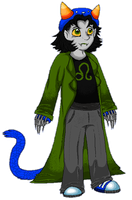 Nepeta by xbulletproof-mutt