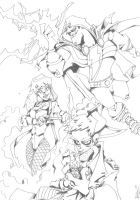 Guardians of Magic by Rohane