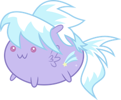 Cloudchaser Blobby by jaybugjimmies
