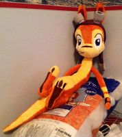 Daxter Plush by Mimi-the-Skitty
