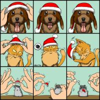 Merry Christmas by NaguX