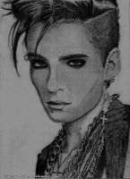 Bill Kaulitz by UnearthedSoul