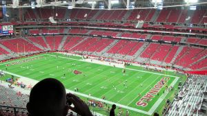 View of Rams-Cardinals Game by BigMac1212