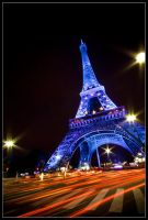 Eiffel Tower VI. by feudal89