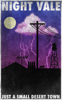 Night Vale: Just a Small Desert Town by Thatoneguywithbrains