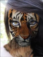 tiger face painting Version Mago2007 by Mago2007