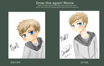 Draw this again meme- Niall pic by Leeyummy-5