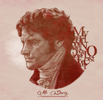 Mr Darcy by thenizu