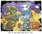 Let's See How Far We'll Go by Zal001