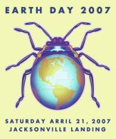 Earth Day Jacksonville 2007 by pixieartdesigns