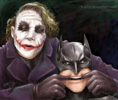 Why so Serious? by K-EL-P
