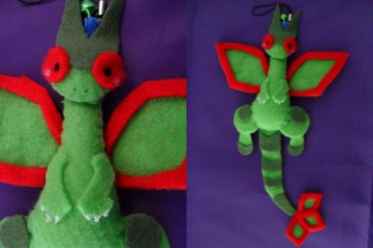 Petit Flygon by Sexual-Pancake