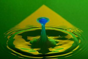 My Country Brazil by MyCuteLife