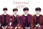EXO Chanyeol PNG Pack {Sing For You Showcase} by kamjong-kai